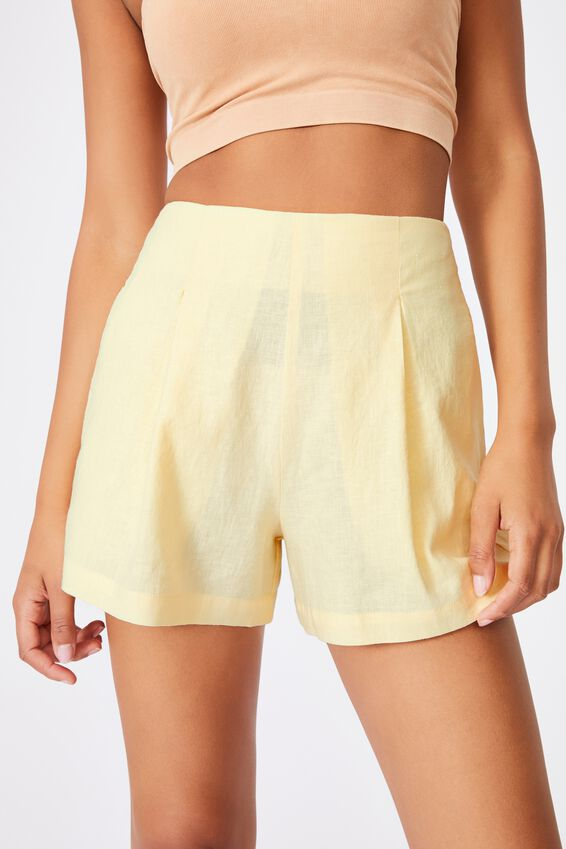 Paradise Short, LEMON