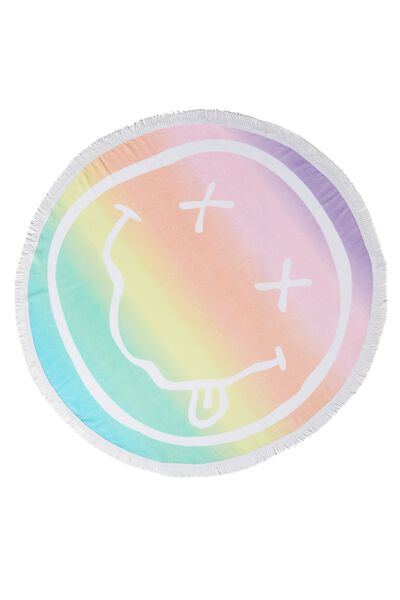The Round Towel, NIRVANA OMBRE
