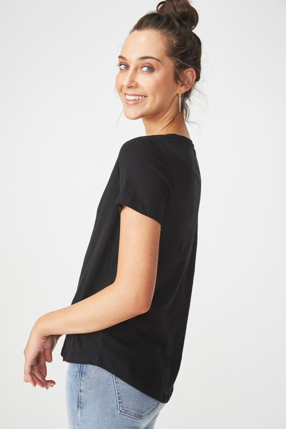 The Deep V, BLACK 2