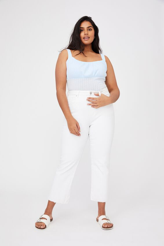 Curve Boyd Buster Tank, PALE BLUE