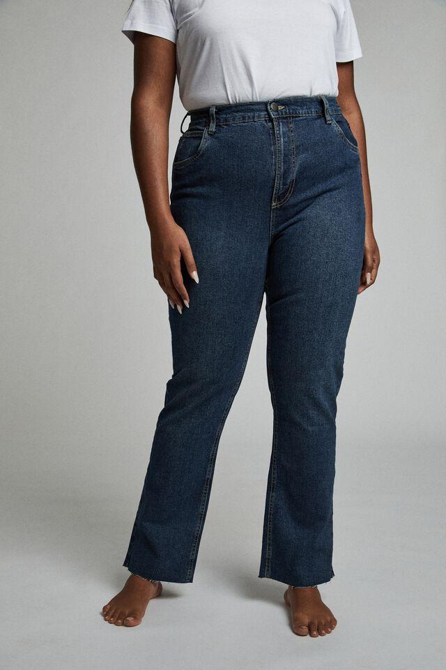 Curve Original Sienna Fit Jean, SOUTHSIDE BLUE