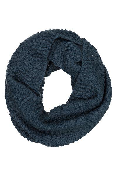 Cedar Knitted Snood, VELVETY GREEN
