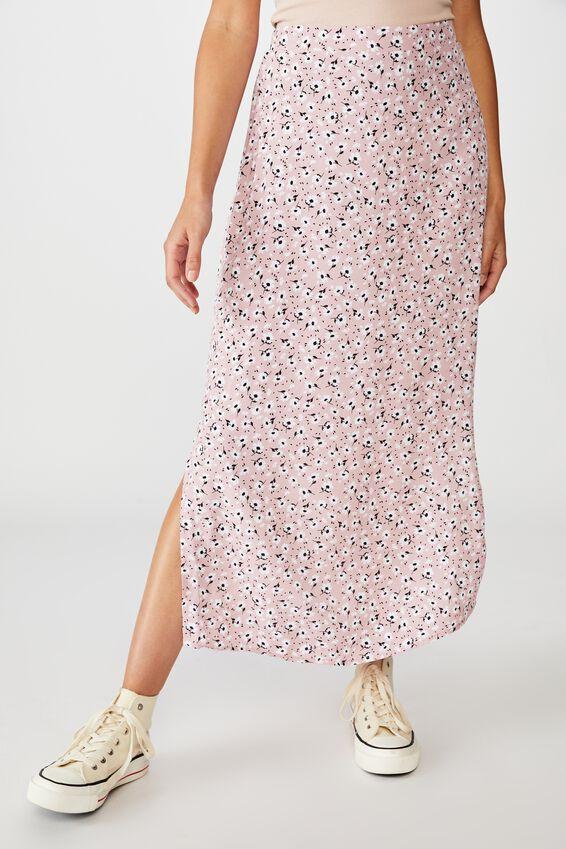 90S Slip Skirt, CHLOE DAISY ZEPHYR