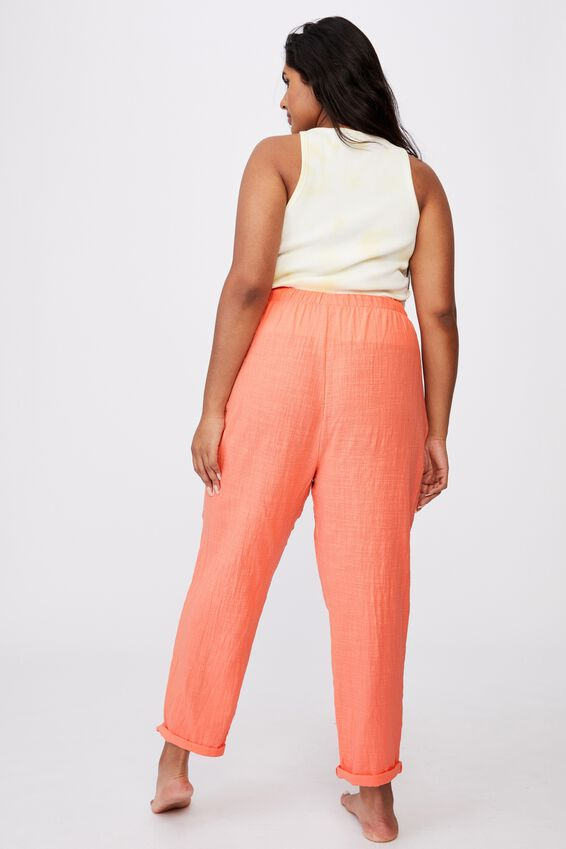 Curve Cali Pull On Pant, DESERT FLOWER