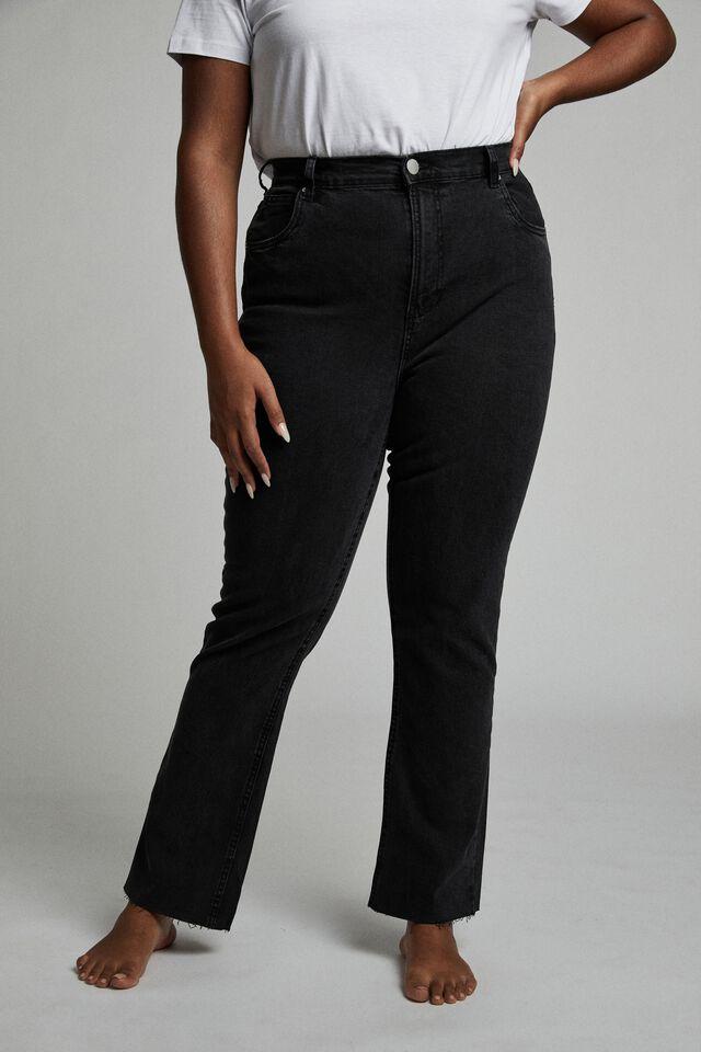 Curve Original Sienna Fit Jean, MIDNIGHT BLACK
