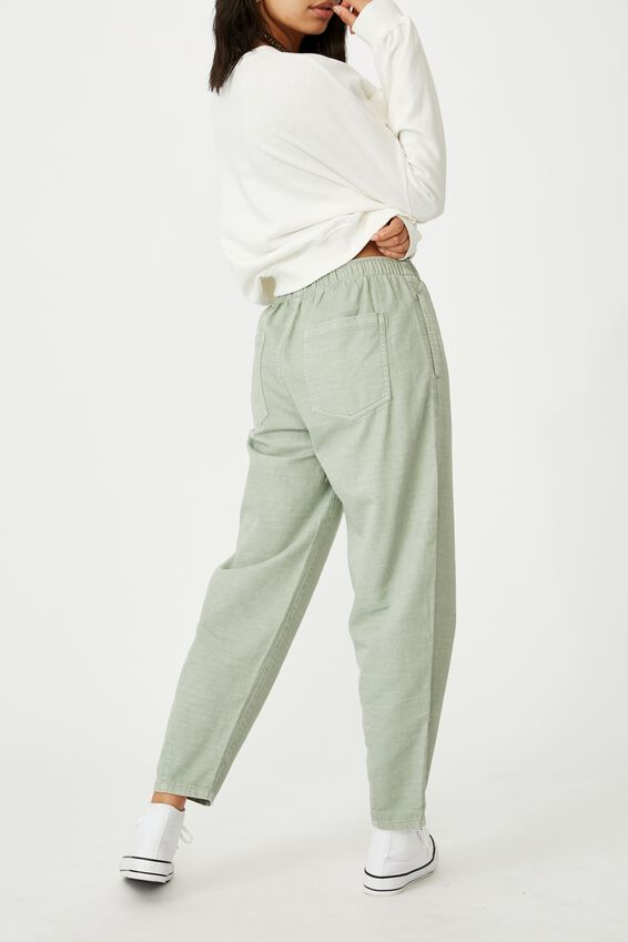 Everyday Pant, LUSH GREEN