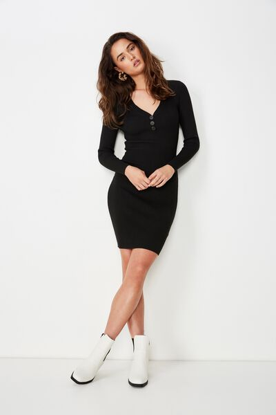 5c7e8bef67 Womens Midi Dresses - Bodycon   Cold Shoulder