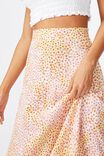 Botanical Midi Skirt, MANDY MULTI DITSY GARDENIA
