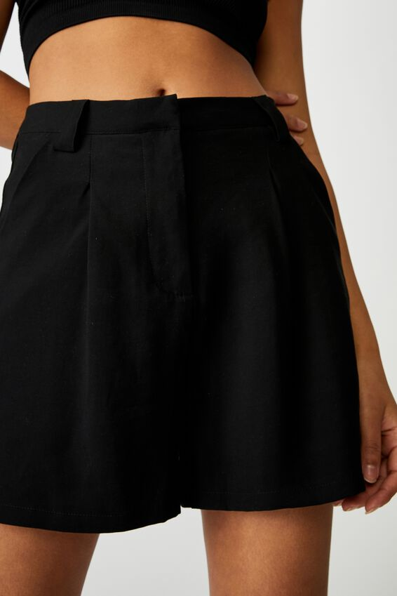 Long Bermuda Short, BLACK