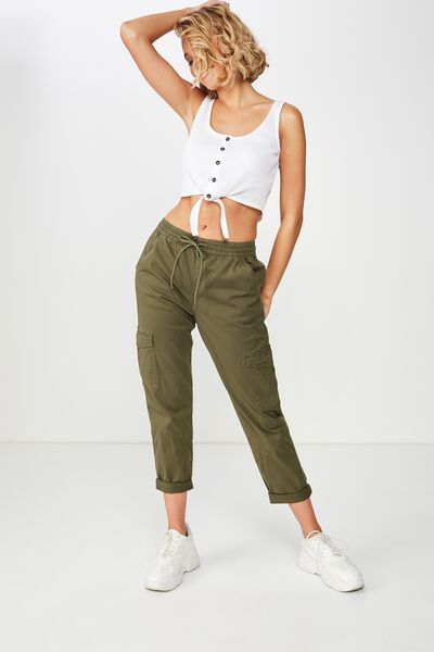 32c6dfff4 Women's Chinos & Casual Pants | Cotton On
