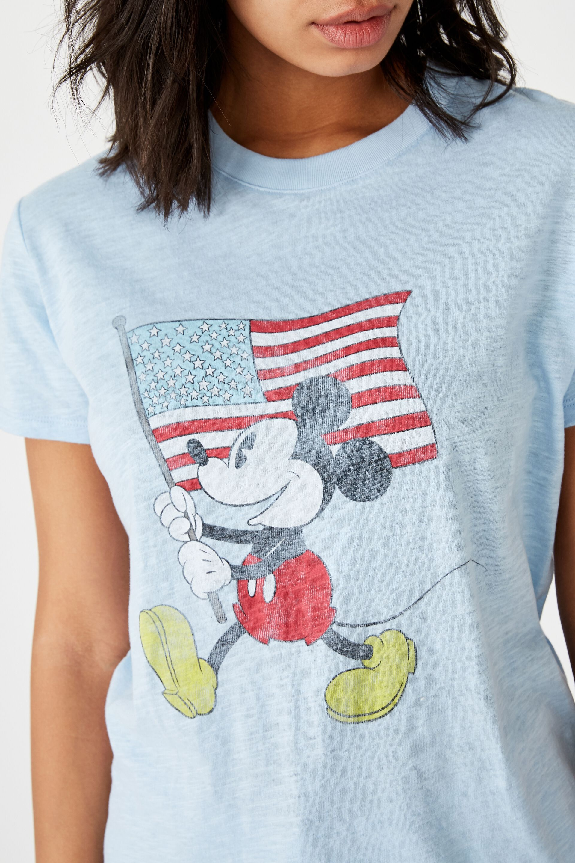 Classic Mickey And Co T Shirt | Cotton On
