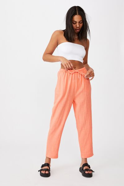 Cali Pull On Pant, DESERT FLOWER