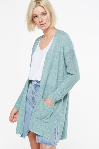 Arabella Ete Cardigan, CANTON/WINDSTREAM TWIST