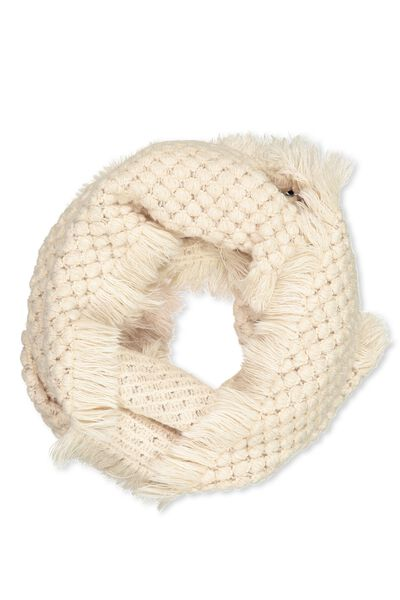 Indiana Knitted Snood, OAT