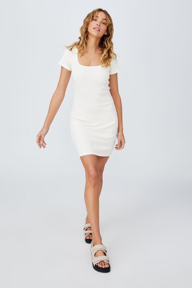 Essential Mini Dress, PASTRY