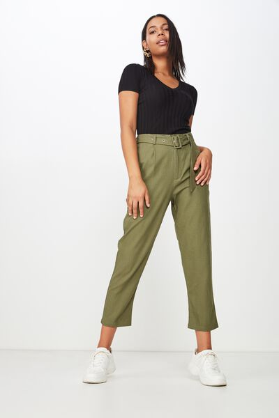 c18f69b8f6 Women's Pants - Chinos, Leggings & More | Cotton On