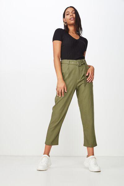 4871cc9143400 Women's Pants - Chinos, Leggings & More | Cotton On