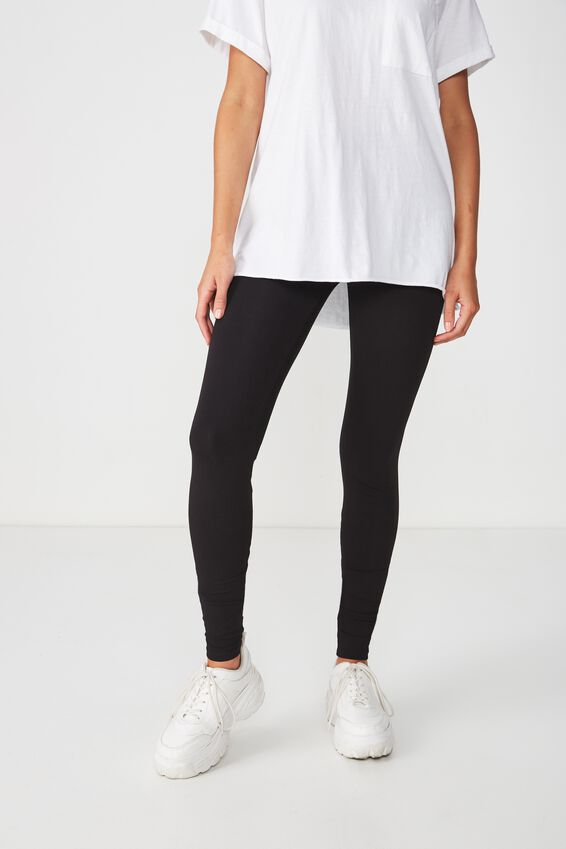 Dylan Long Leggings, NEW BLACK OTS