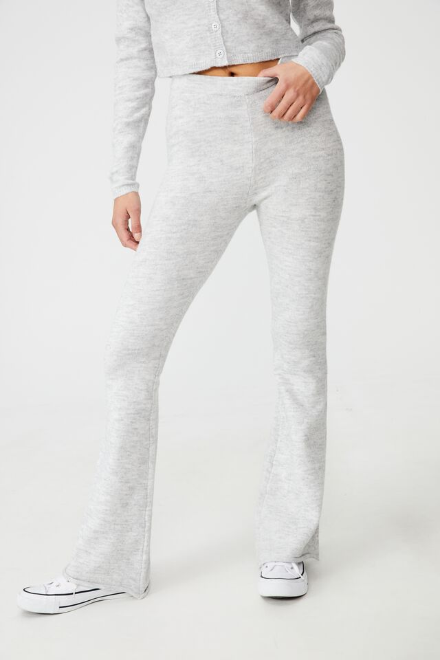 Recycled Match Back Straight Leg, WASHED GREY MARLE