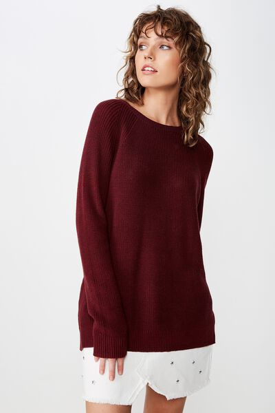 Archy 5 Pullover, CABERNET WINE TASTING TWIST