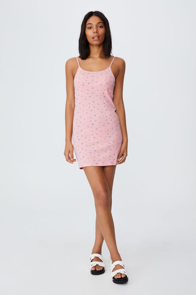 Andie Strappy Mini Dress, RILEY ROSE CANDY