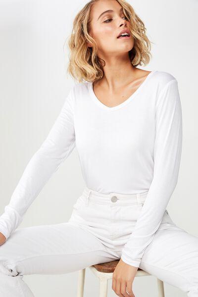 817e88207a Women's Long Sleeve Tops, Bodysuits & Henleys | Cotton On