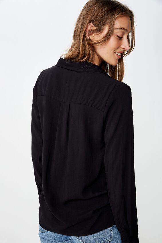 Blake 365 Shirt, BLACK