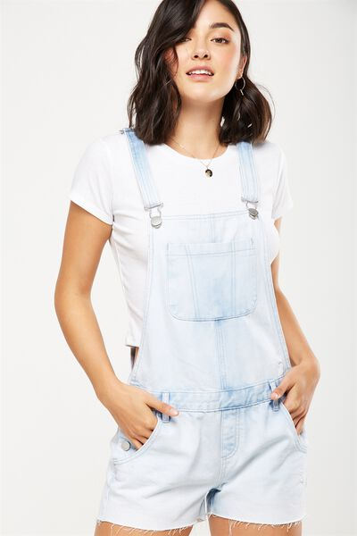 The Classic Overall, NEW CORE BLUE