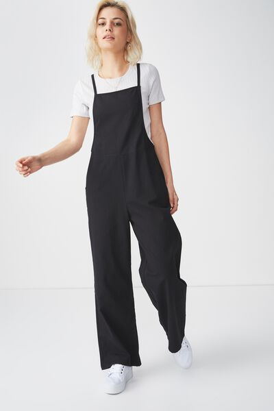 47ae71d473c Woven Phoenix Overall Jumpsuit