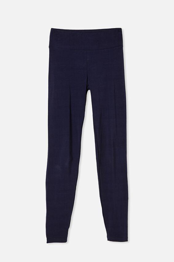High Waisted Dylan Legging, NAVY BLUE