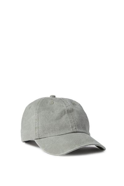 Essential Cap, WASHED SAGE