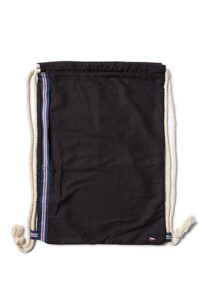 Boardwalk Backpack, BLACK