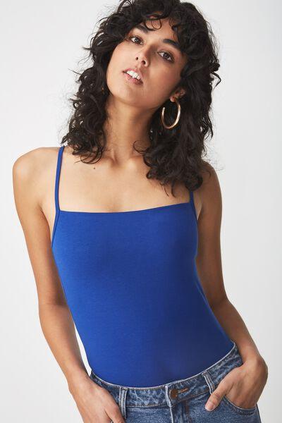 Carissa Straight Back Bodysuit, SURF THE WEB