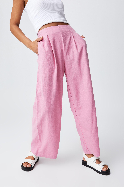 Wide Leg Paradise Pant   Cotton On
