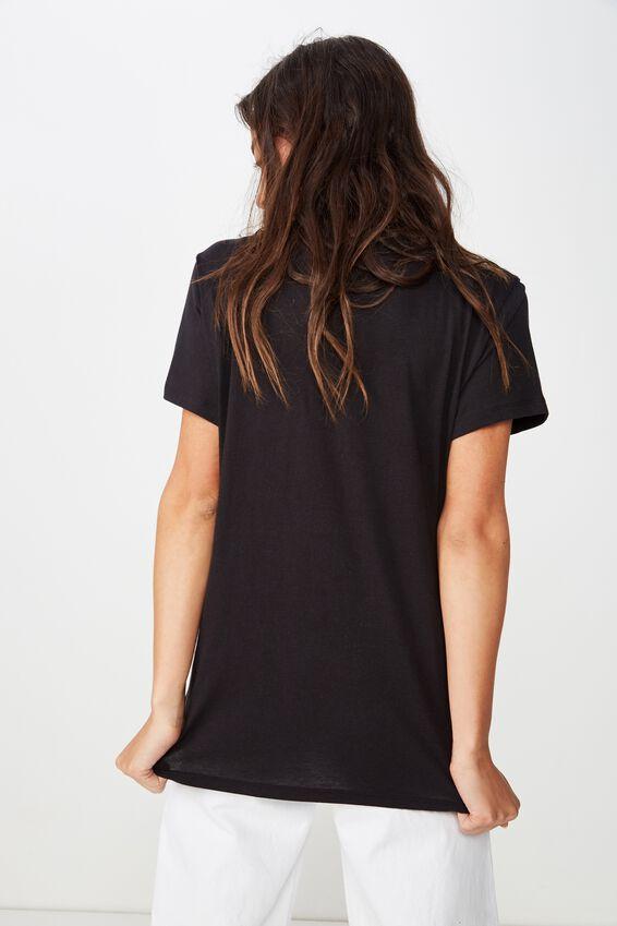 Classic Band T Shirt, LCN ARA SHANIA TWAIN/BLACK