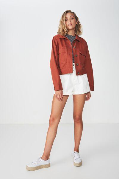 Eliza Eisenhower Jacket, ARABIAN SPICE