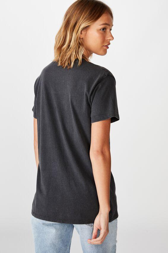 Classic Pink Floyd T Shirt, LCN PER PINK FLOYD IN CONCERT/BLACK