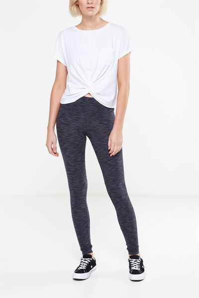 Tranquil Legging, MOONLIGHT SPACE DYE