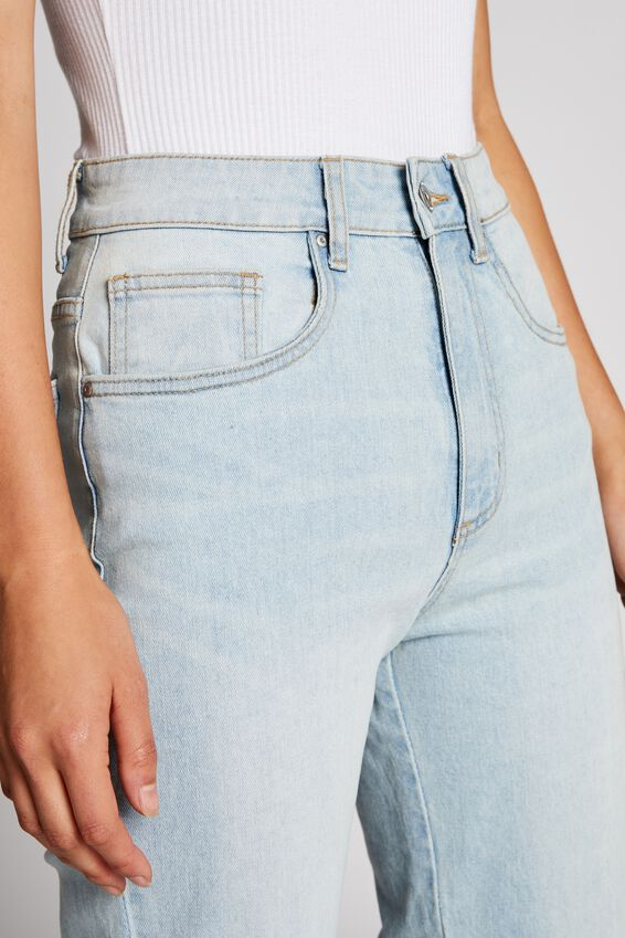 Straight Stretch Jean, BROOKLYN BLUE