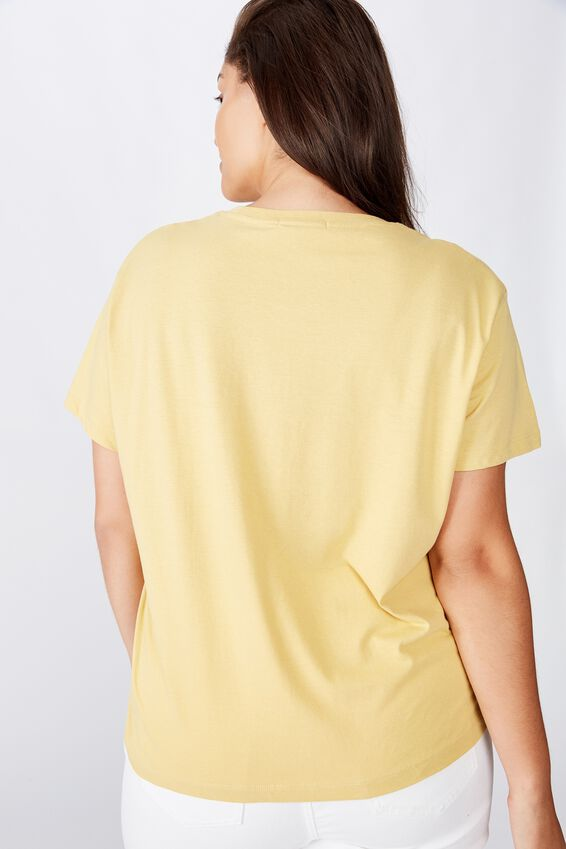 Curve Graphic Tee, ROAD TRIPPER/COCOON