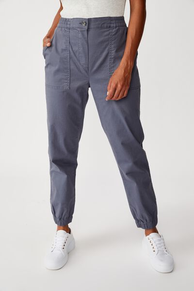 Cuffed Chino, GRISAILLE