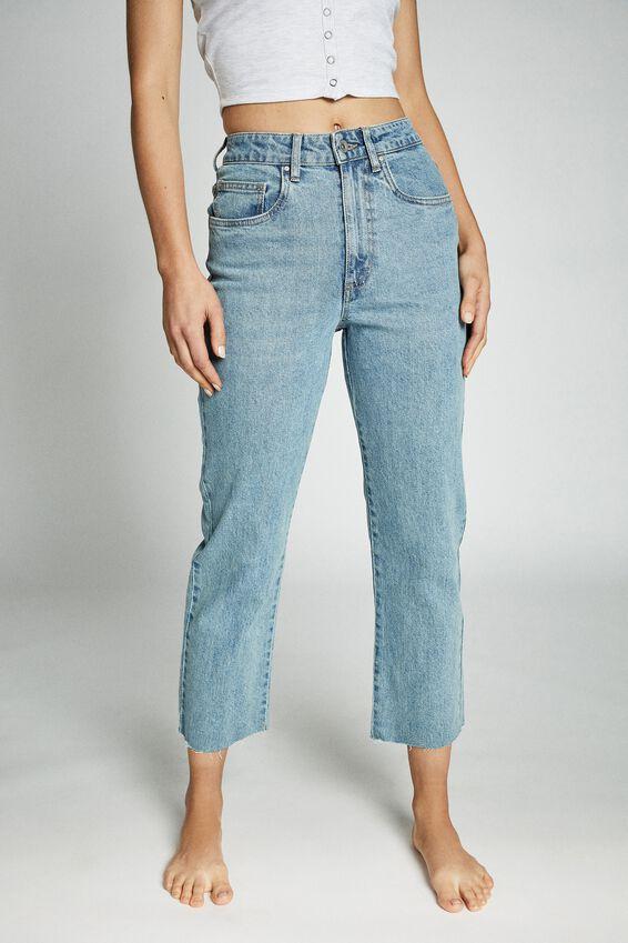 Straight Stretch Jean, BOSTON BLUE