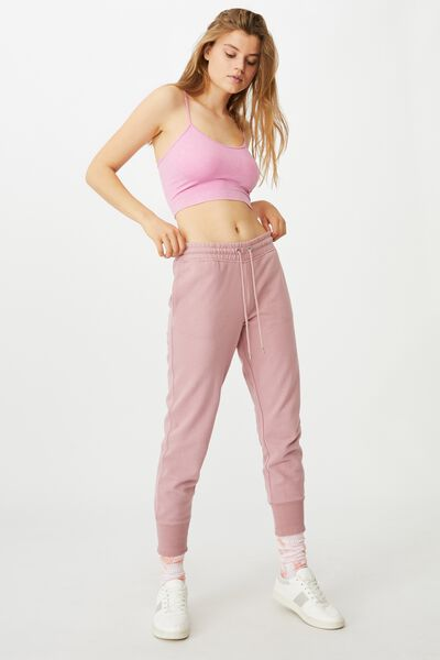Your Favourite Track Pant, BLUSH