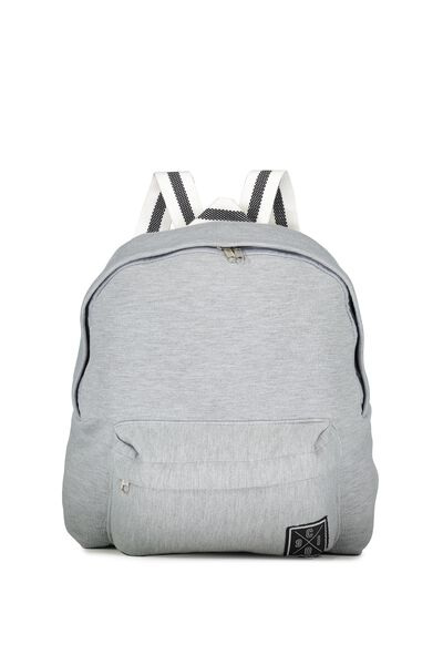 Day Dreaming Backpack, GREY MARLE