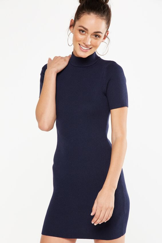 Avon Bodycon Mini Dress, MOONLIGHT