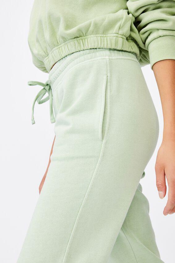 Slim Fit Trackpant, COOL MINT GPD