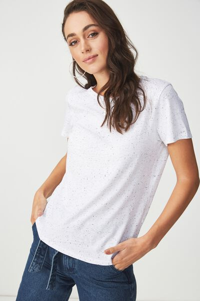 The Crew T Shirt, NEP WHITE BODY 2
