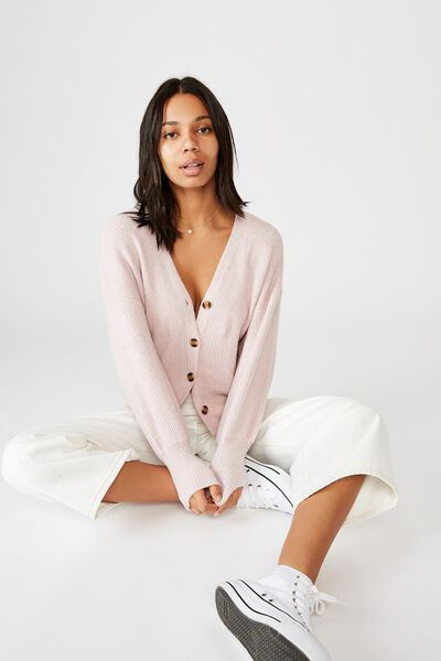 Too Cool For School Cardi, LILAC