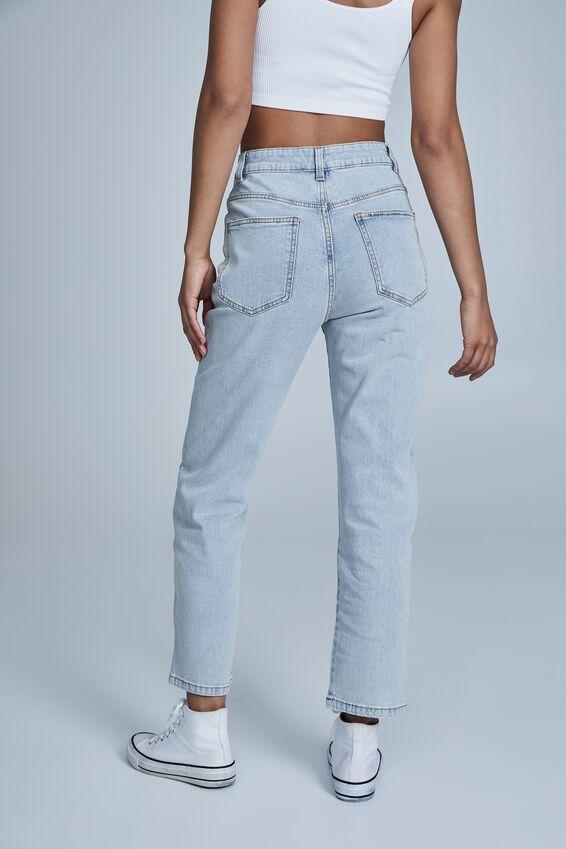 Straight Stretch Jean, ROADKNIGHT BLUE