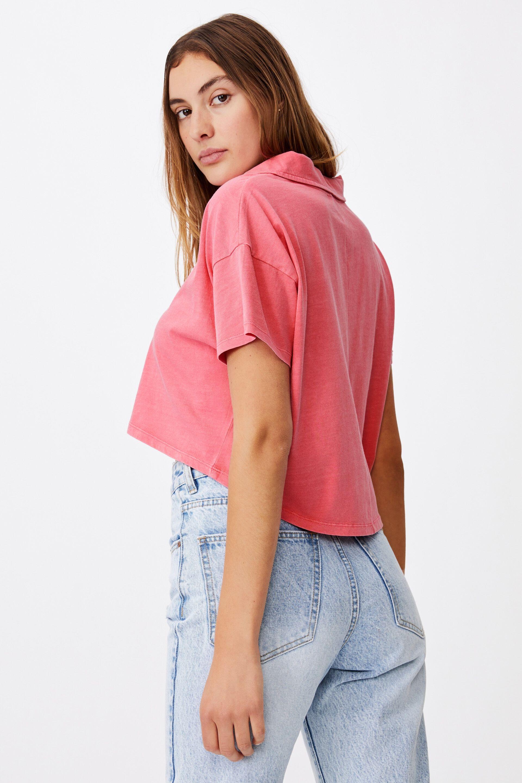 Ryan Short Sleeve Polo | Cotton On